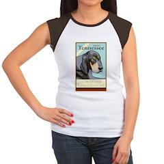 Travel Tennessee Women's Cap Sleeve T-Shirt