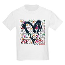 Twilight Heart Splatters T-Shirt
