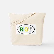 RIO!!! Tote Bag