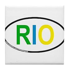 RIO Tile Coaster