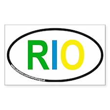 RIO Rectangle Decal