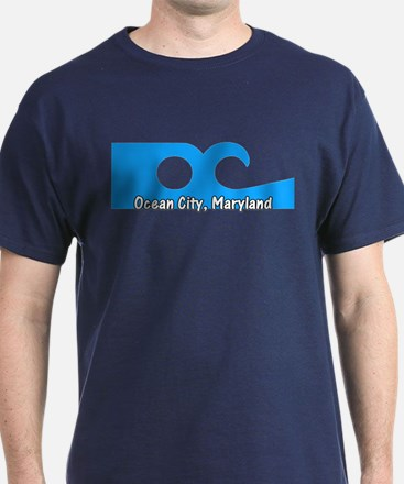 Ocean City Flag T-Shirt