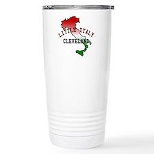 Little Italy Cleveland Travel Mug