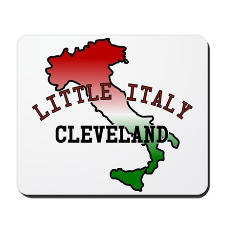 Little Italy Cleveland Mousepad
