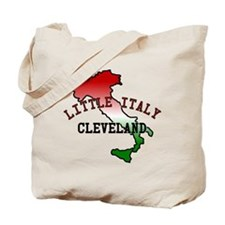Little Italy Cleveland Tote Bag