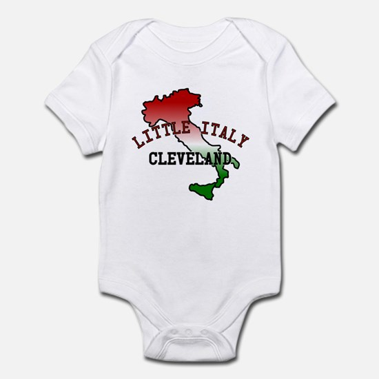 Little Italy Cleveland Infant Bodysuit