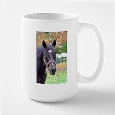 GONE WEST Large Mug