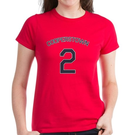 #2 - Cooperstown Women's Dark T-Shirt