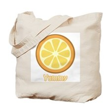 Yummy Orange Tote Bag