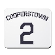 #2 - Cooperstown Mousepad