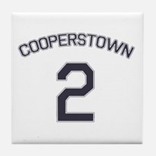 #2 - Cooperstown Tile Coaster