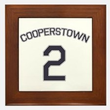 #2 - Cooperstown Framed Tile