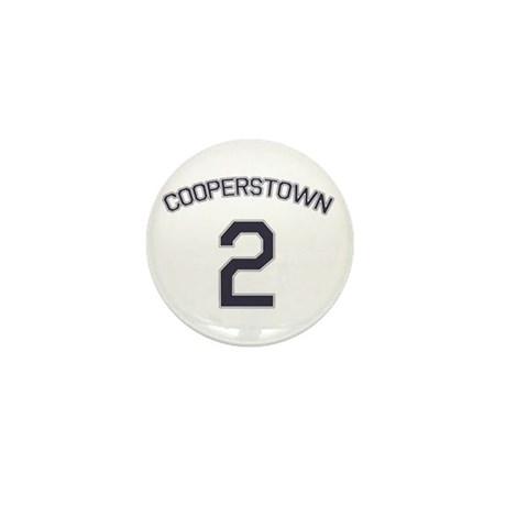 #2 - Cooperstown Mini Button