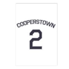 #2 - Cooperstown Postcards (Package of 8)