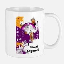 Mug, Purple Design