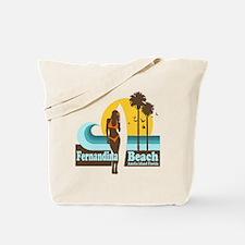 Fernandina Beach FL Tote Bag