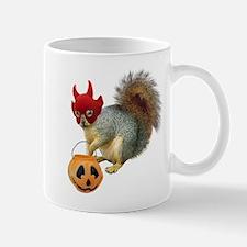 Trick or Treat Squirrel Mug