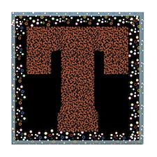 T Tile Coaster