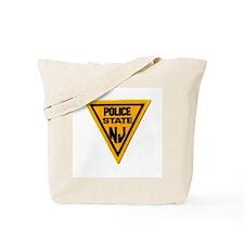 Cute State police Tote Bag