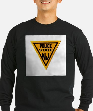 POLICE STATE1 Long Sleeve T-Shirt