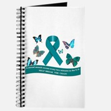 Cute Sexual assault awareness Journal