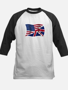 US UK Flag Tee