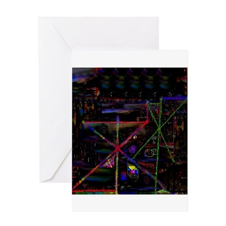LSD Psychotherapy I Greeting Card