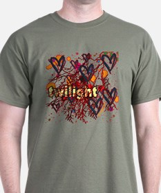 Twilight Hearts T-Shirt