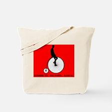 80's Big Wheel Tote Bag