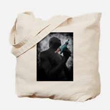 Zentai Ray Gun Tote Bag