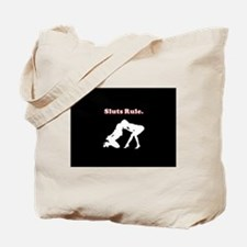 Funny Slutty Tote Bag