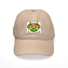 McDonough Coat of Arms Baseball Baseball Cap