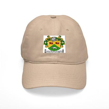 McDonough Coat of Arms Baseball Cap