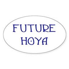 Future Hoya Oval Decal