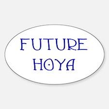 Future Hoya Oval Decal
