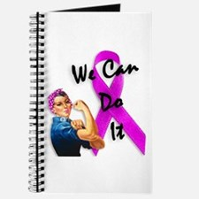 Breast Cancer Awareness, Rosie the Riveter Journal