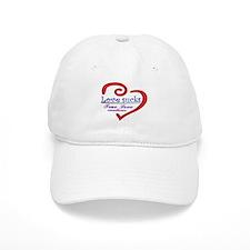 True Love Baseball Baseball Cap