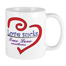 True Love Small Mugs