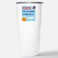 Excuse me, Travel Mug