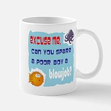 Excuse me, Mug
