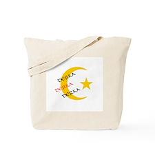 DERKA DERKA DERKA Tote Bag