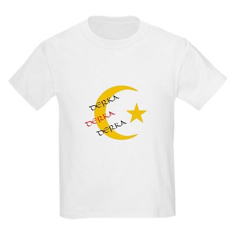 DERKA DERKA DERKA Kids Light T-Shirt