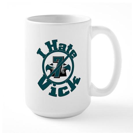 I Hate Vick Large Mug