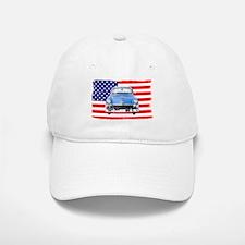 AMERICAN CAR Baseball Baseball Cap