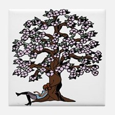 Riyah-Li Designs Relax Tile Coaster