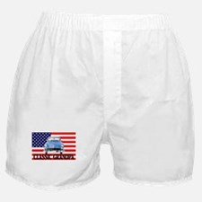 GRANDPA CAR Boxer Shorts