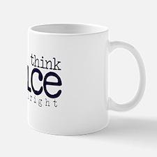 Don't Think Twice/Dylan Mug