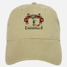 Donovan Coat of Arms Baseball Baseball Baseball Cap