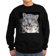 Snow Leopard Sweatshirt (dark)