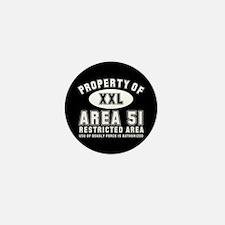 Area 51 Mini Button